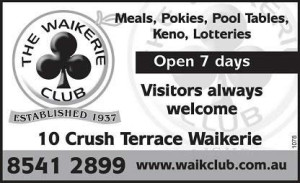 Waikerie Club